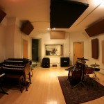 The Live Room at FRS